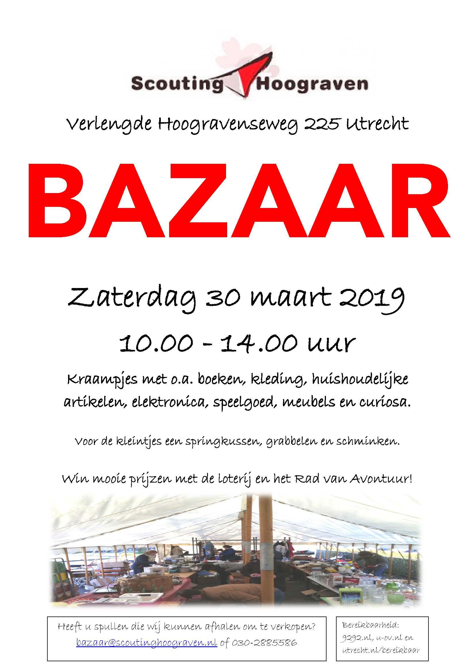 Bazaar Scouting Hoograven